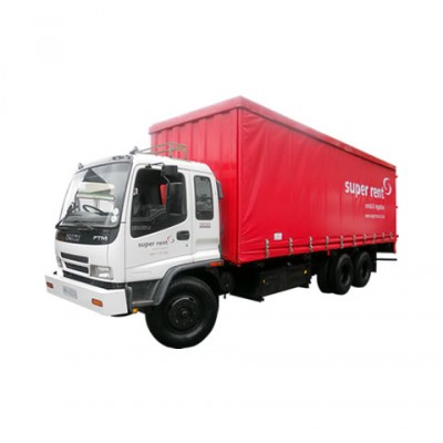 12 Ton Curtain Side Truck