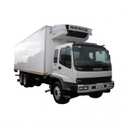 12 Ton Refrigerated Truck
