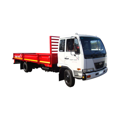 Drop Side Truck Hire